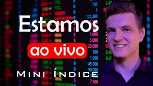 🔴 Ao Vivo – Day Trade – Mini Índice – 22/03/2021 🔴