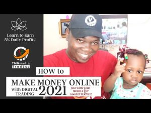 How to Make #10k+ Daily Trading on Deriv in 2021- TMNmedia