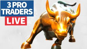 Join 3 Pro Traders Make (& Lose) Money💰, Day Trading – March 19, 2021