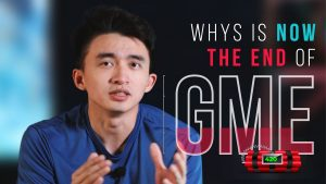 The Reasons behind GME Tanking. (Week Recap Day Trading)