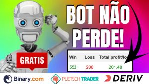 📊 (GRÁTIS) SUPER BINARY BOT DERIV DOWNLOAD 2021 @PLETSCH TRADER