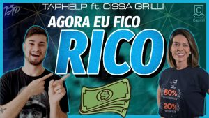 Agora Eu Fico Rico – Como usar a ALAVANCAGEM no Day Trade? TAP Help #4 ft. Cissa Grilli – TAP Trade