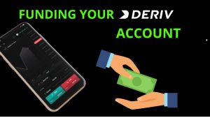 HOW TO FUND YOUR DERIV ACCOUNT