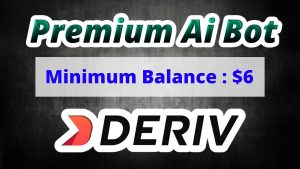 Huge Profit Making Premium Ai Bot // Binary.com – Deriv.com