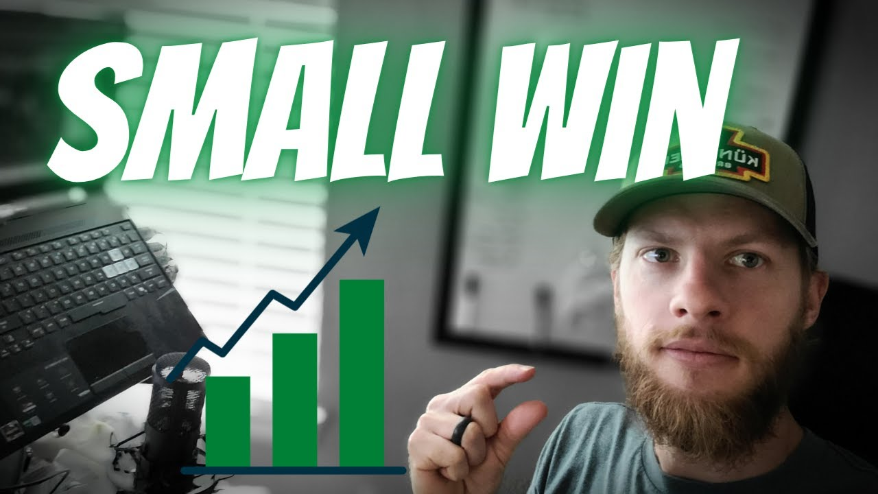 Small wins Day trade recap MVIS RVPH