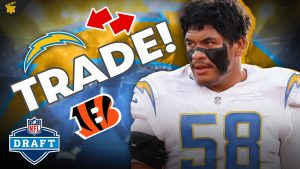 Top Chargers Draft Day Trade Scenarios | Director's Cut
