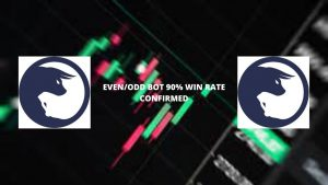 BINARY/DERIV ODD EVEN BOT I ONLY 4 MARTINGALE I 90% WIN RATE!!! (CONFIRMED)