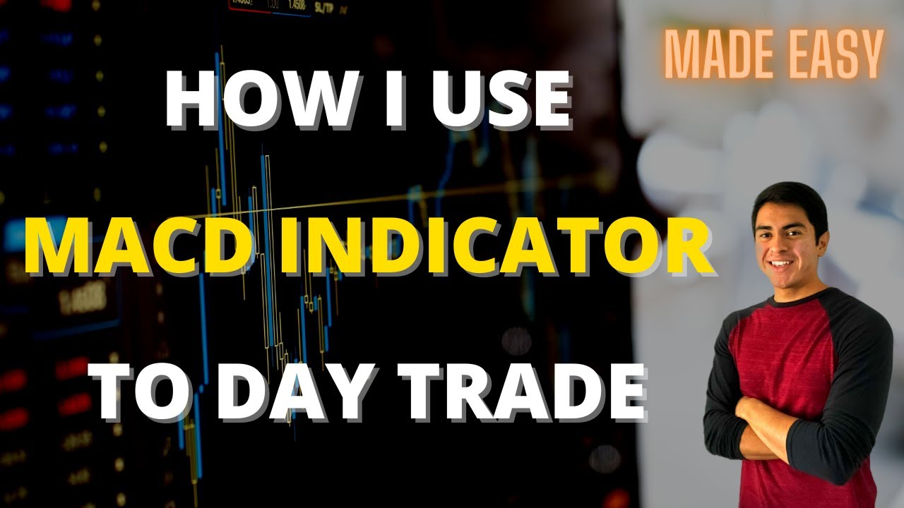 HOW I USE MACD INDICATOR TO BUY A STOCK *DAY TRADING STRATEGY*