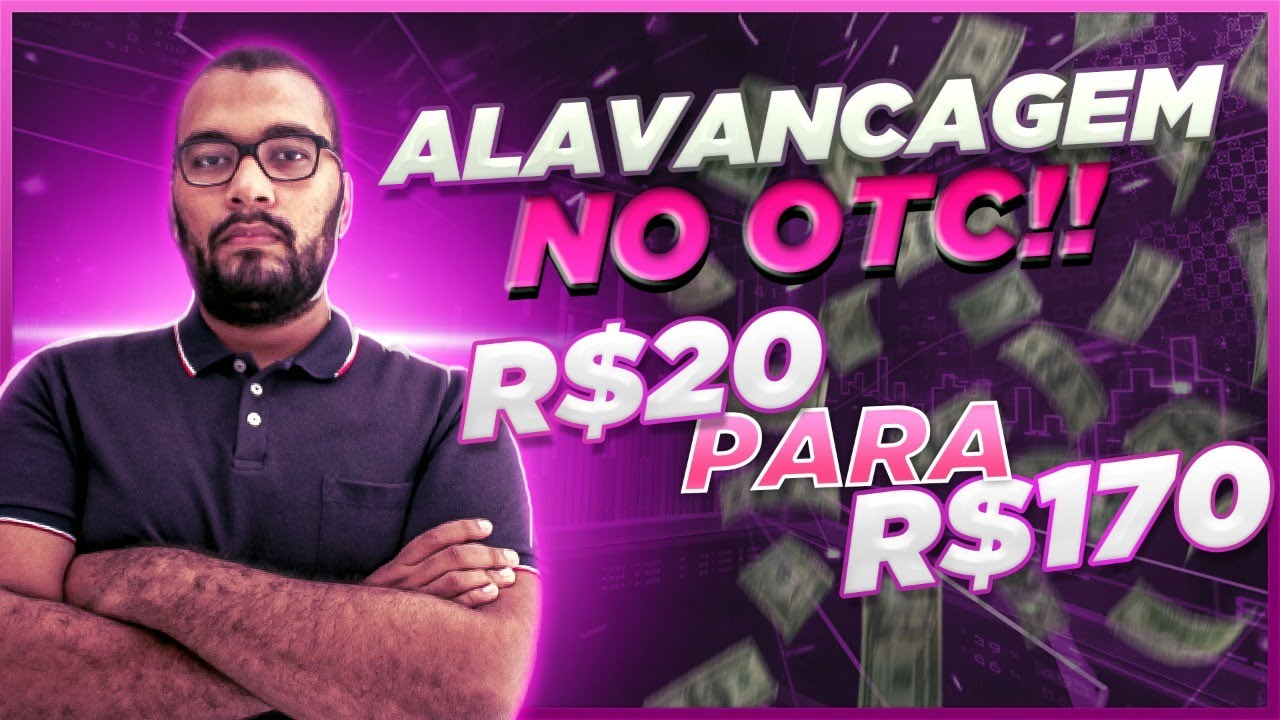 IQ OPTION: ALAVANCAGEM BANCA DE 4$ PARA 32$!