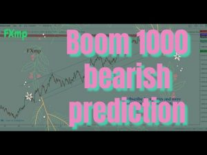 TRADING DERIV (BOOM 1000 PREDICTION)