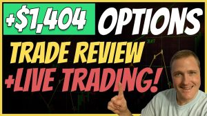 +$1,404 Solid Week   Option Spreads & Day Trading Performance Review!