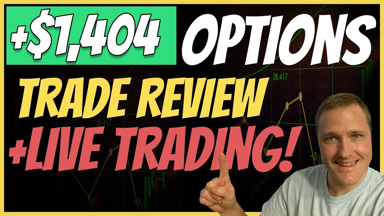 +$1,404 Solid Week | Option Spreads & Day Trading Performance Review!