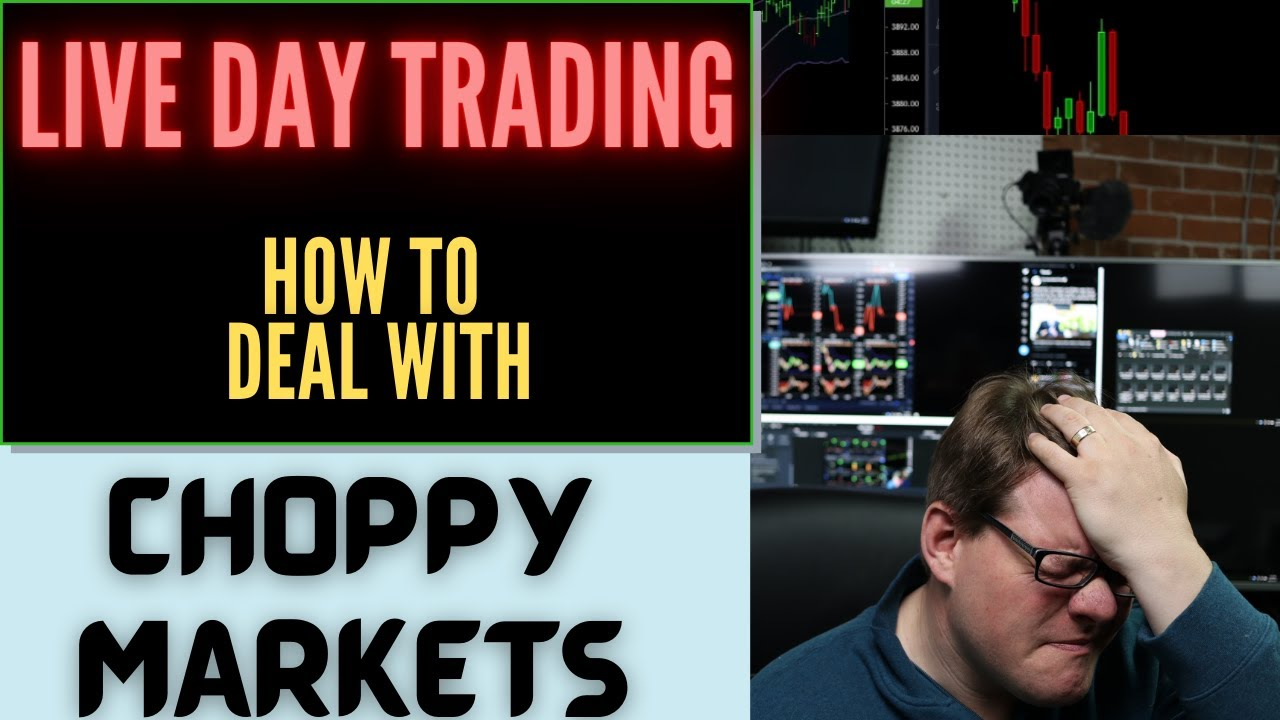 LIVE DAY TRADING Futures – Trading a Flat Choppy Market – Growing a Small Account