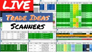Trade Ideas Live Stock Scanner: Day Trading 6/11