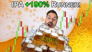 How To Find Stocks to Day Trade Before They Explode +39% IPA Stock – Learn Trade & Profit LIVE!