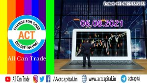 😀6th Aug AUTO Algo ROBO Trade II @WORKSHOP we SHOW our LIVE Back office P&L REPORT II Learn & EARN