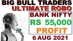 Rs 55,625 Profit in Bank Nifty Options   Robo Trade in Stock Market