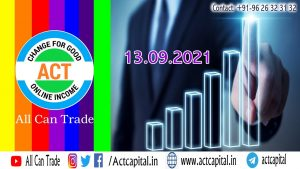 😀13th Sep AUTO Algo ROBO Trade II @WORKSHOP we SHOW our LIVE Back office P&L REPORT II Learn & EARN