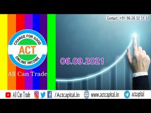 😀6th Sep AUTO Algo ROBO Trade II @WORKSHOP we SHOW our LIVE Back office P&L REPORT II Learn & EARN