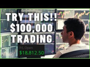 Day Trading For a Living || Full Time Job